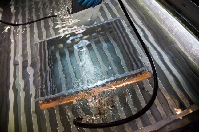 Leak Test Bath